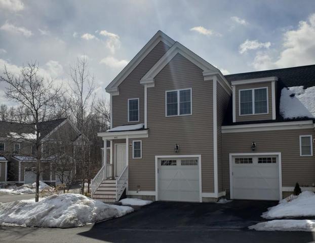 43 Longview Cir C, Ayer, MA 01432 (MLS #72459006) :: The Home Negotiators