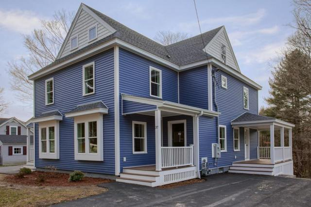 39 High Street #2, Pepperell, MA 01463 (MLS #72459701) :: Parrott Realty Group