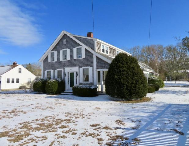 119 Chase St, Harwich, MA 02671 (MLS #72459870) :: Exit Realty