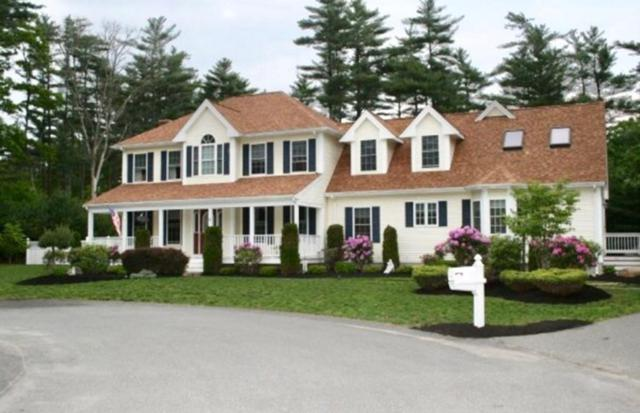 8 Foundry Circle, Wareham, MA 02576 (MLS #72459905) :: Vanguard Realty
