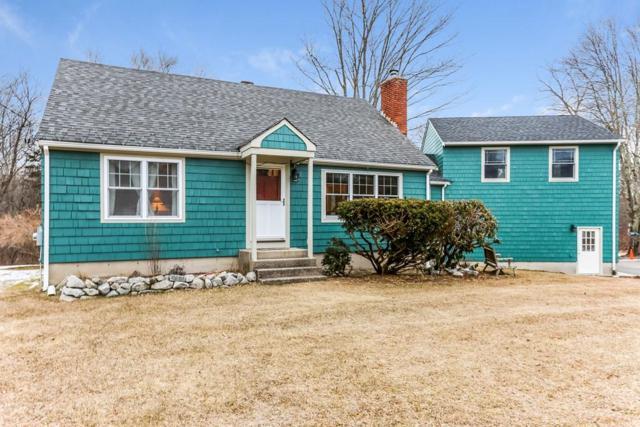 167 N. Worcester, Norton, MA 02766 (MLS #72459976) :: Vanguard Realty