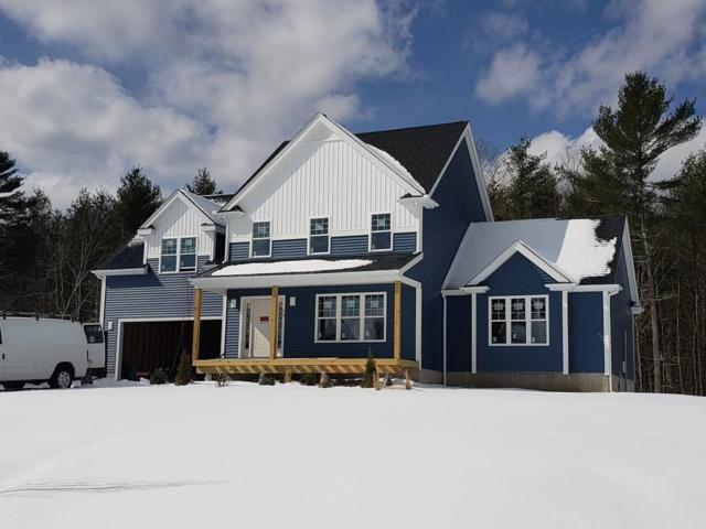 43 Waterford Circle--Spec, Dighton, MA 02715 (MLS #72460255) :: Anytime Realty