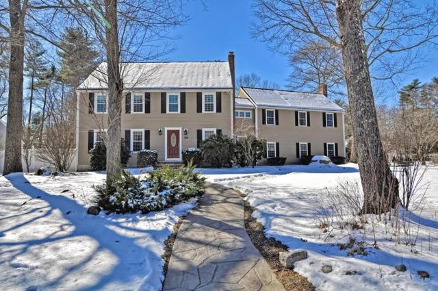 30 King Arthur Way, Mansfield, MA 02048 (MLS #72460301) :: Primary National Residential Brokerage