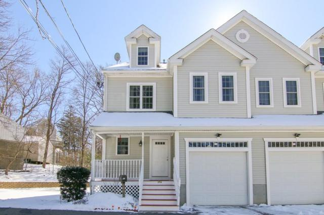 29 Mechanic Street A, Foxboro, MA 02035 (MLS #72460310) :: Primary National Residential Brokerage