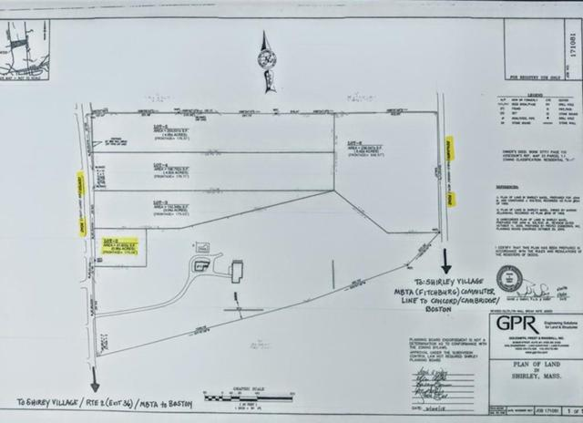0 Center Road   (Anr Lot 2), Shirley, MA 01464 (MLS #72460875) :: The Home Negotiators