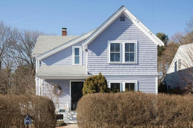 185 Winslow Rd, Newton, MA 02468 (MLS #72461124) :: Trust Realty One