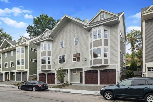 136 Newton #136, Boston, MA 02135 (MLS #72461290) :: Westcott Properties