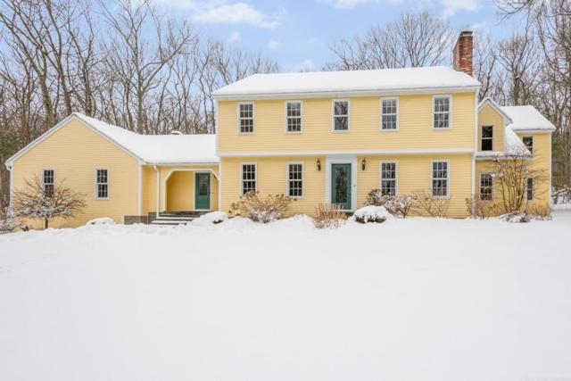 113 Maple Street, Stow, MA 01775 (MLS #72461407) :: The Home Negotiators