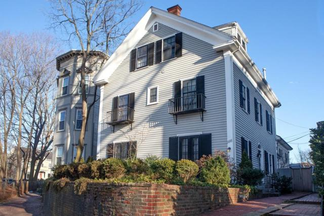 998 Memorial Drive #998, Cambridge, MA 02138 (MLS #72461432) :: Driggin Realty Group