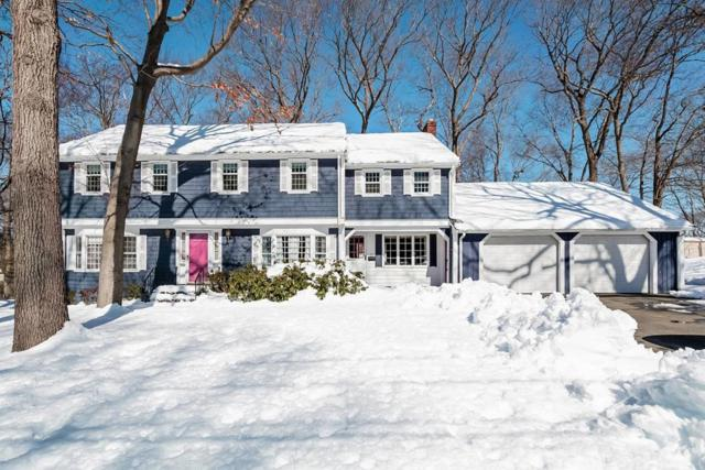 34 Maplewood Ter, Braintree, MA 02184 (MLS #72461740) :: Lauren Holleran & Team