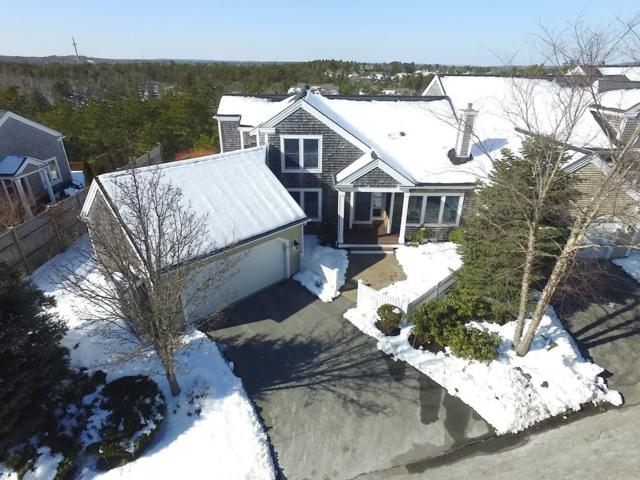 21 West Trevor Hill #21, Plymouth, MA 02360 (MLS #72461765) :: Mission Realty Advisors