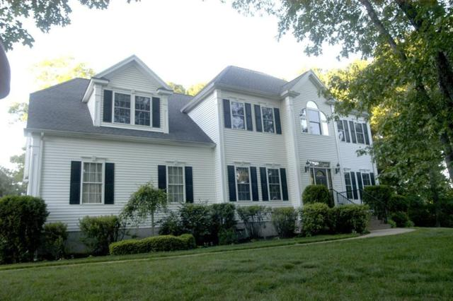 1 Symphony Drive, Franklin, MA 02038 (MLS #72461835) :: The Gillach Group
