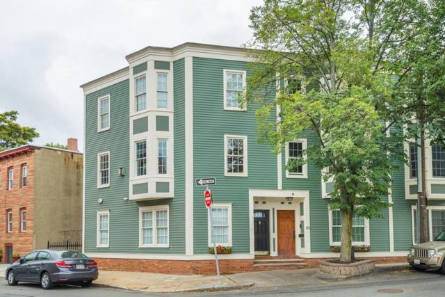 19-21 Short Street #3, Boston, MA 02129 (MLS #72461853) :: Vanguard Realty