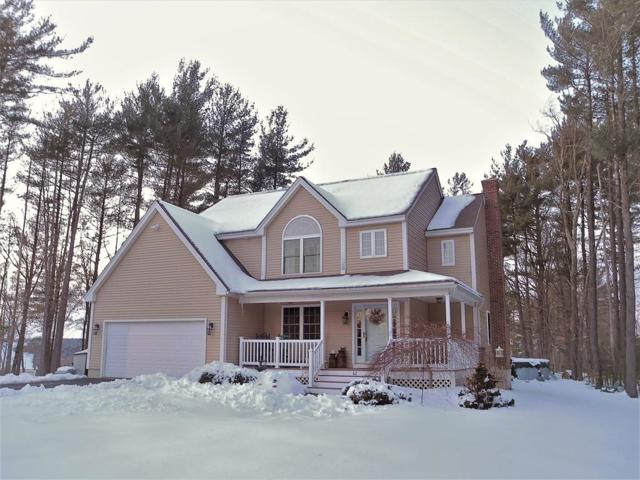 62 Redstone Hill Road, Sterling, MA 01564 (MLS #72462217) :: The Home Negotiators