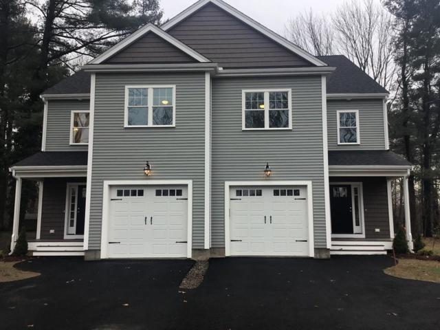 81 Chestnut Street #2, Foxboro, MA 02035 (MLS #72462329) :: Primary National Residential Brokerage