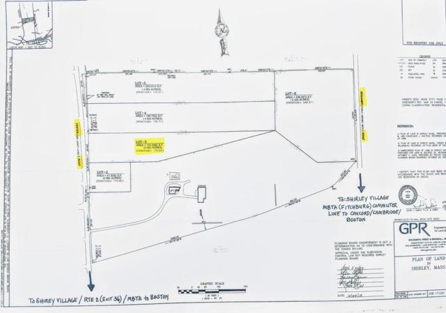0 Center Road  (Anr Lot 3), Shirley, MA 01464 (MLS #72462334) :: The Home Negotiators