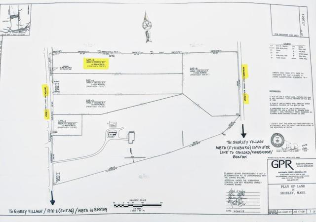 0 Center Road  (Anr Lot 5), Shirley, MA 01464 (MLS #72462337) :: The Home Negotiators