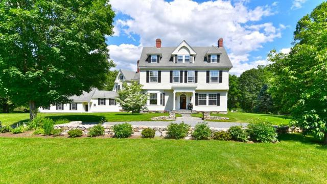 1 Sears Road, Southborough, MA 01772 (MLS #72462903) :: Apple Country Team of Keller Williams Realty