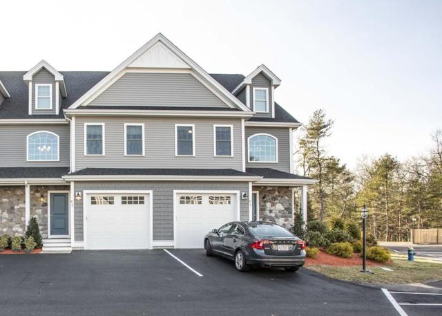 1 Roseland St B-1, Foxboro, MA 02035 (MLS #72462998) :: Primary National Residential Brokerage