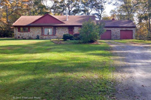 440 Asa Davol Rd, Tiverton, RI 02878 (MLS #72463199) :: Westcott Properties