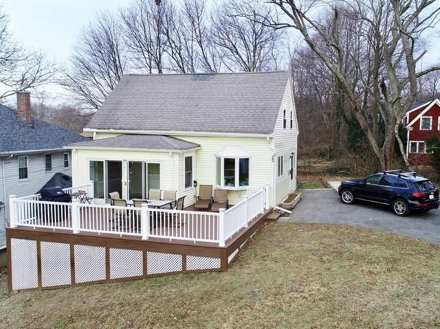 22 Norton, Weymouth, MA 02191 (MLS #72463791) :: Primary National Residential Brokerage