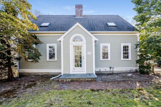 310 Quaker Meetinghouse Rd, Sandwich, MA 02537 (MLS #72463877) :: Mission Realty Advisors