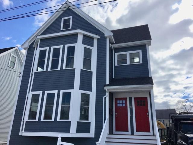 60 Starbird Avenue #1, Boston, MA 02131 (MLS #72463946) :: Driggin Realty Group
