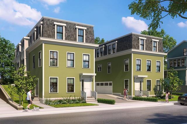 94B Cornell Street -, Boston, MA 02131 (MLS #72464054) :: Driggin Realty Group