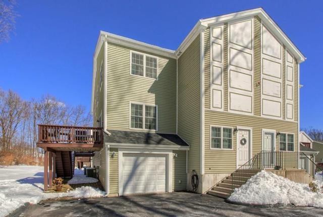 4 Knotts St #4, Hudson, MA 01749 (MLS #72464196) :: The Home Negotiators