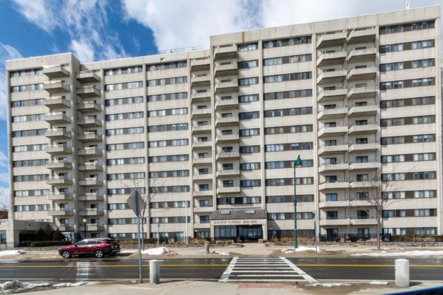 510 Revere Beach Blvd #801, Revere, MA 02151 (MLS #72464240) :: Trust Realty One