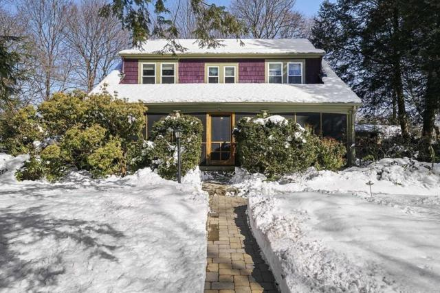 95 Greenwood Lane, Waltham, MA 02451 (MLS #72464268) :: Mission Realty Advisors