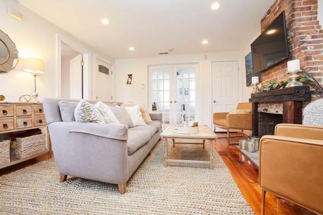 63 Green Street #2, Boston, MA 02129 (MLS #72464285) :: Westcott Properties