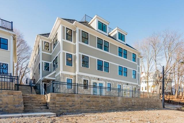 167 Poplar Street #2, Boston, MA 02131 (MLS #72464337) :: Driggin Realty Group