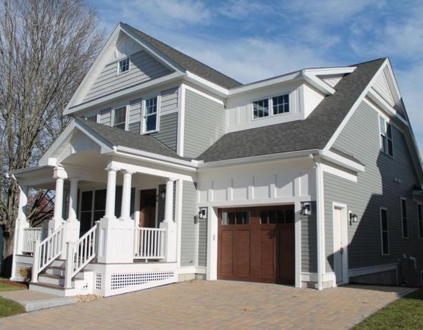63 Evergreen Avenue Lot 11, Bedford, MA 01730 (MLS #72464355) :: Team Patti Brainard