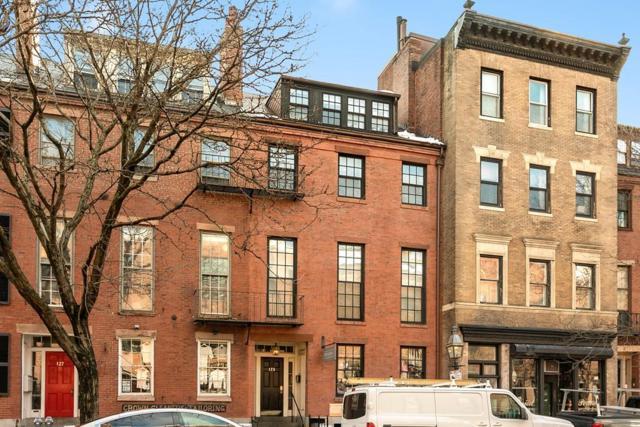 125 Charles St R2, Boston, MA 02114 (MLS #72464439) :: Westcott Properties