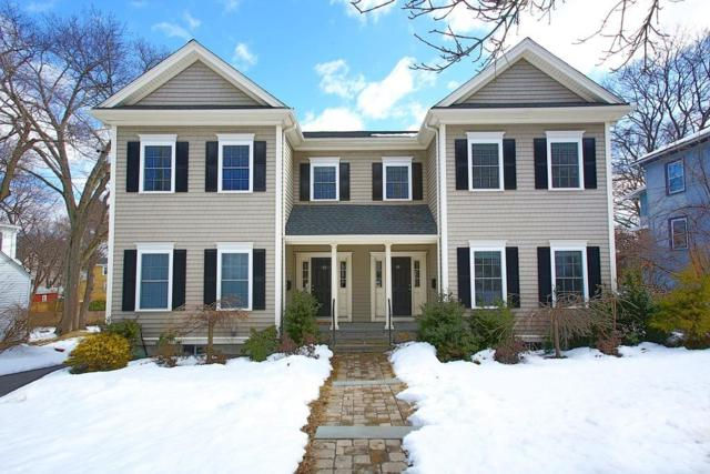 68 Circuit Avenue #1, Newton, MA 02461 (MLS #72464514) :: Anytime Realty