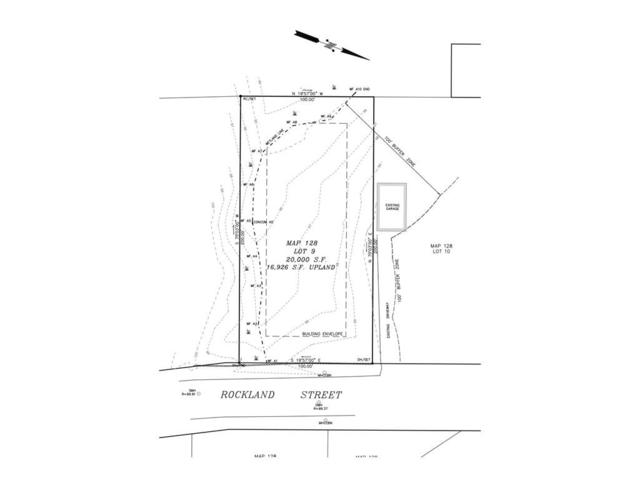 Lot 9 Rockland St, Dartmouth, MA 02748 (MLS #72464753) :: Anytime Realty