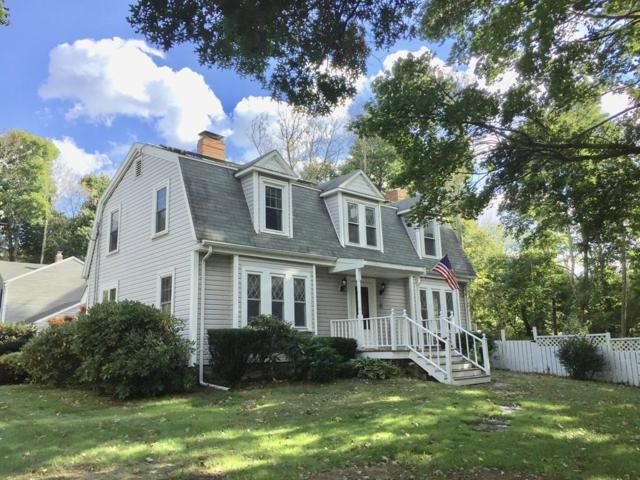 11 Ashcroft Rd, Sharon, MA 02067 (MLS #72464826) :: Welchman Real Estate Group | Keller Williams Luxury International Division