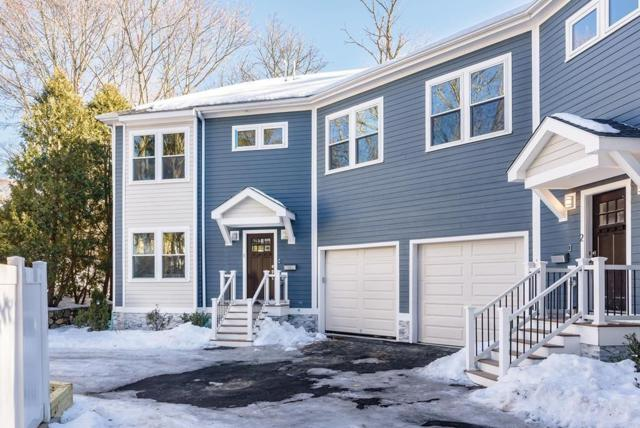 173 Langley Rd #1, Newton, MA 02459 (MLS #72464860) :: Anytime Realty