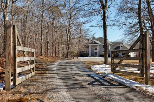 352 Sippewissett Rd, Falmouth, MA 02540 (MLS #72464879) :: Primary National Residential Brokerage