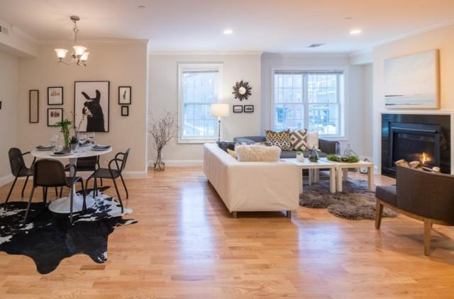 463 Rutherford Ave #205, Boston, MA 02129 (MLS #72464889) :: Westcott Properties
