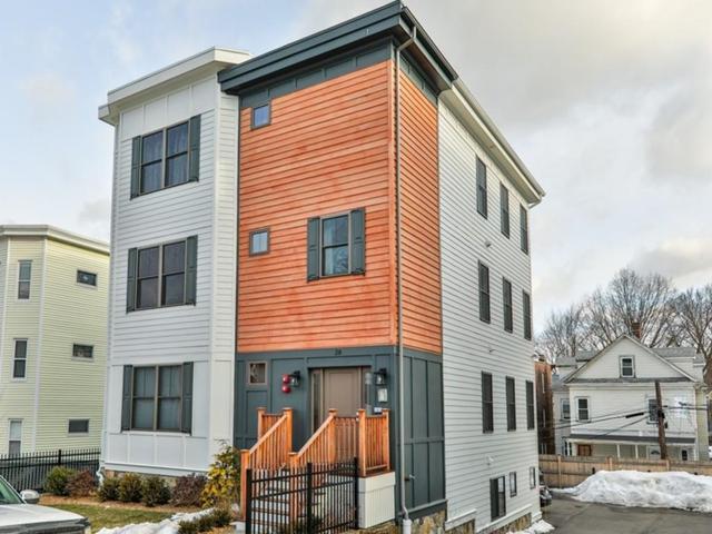 28 Iffley Rd #4, Boston, MA 02130 (MLS #72464980) :: Driggin Realty Group