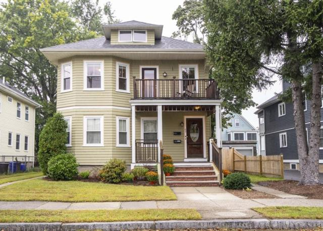 82 Marathon St #2, Arlington, MA 02474 (MLS #72465050) :: Trust Realty One