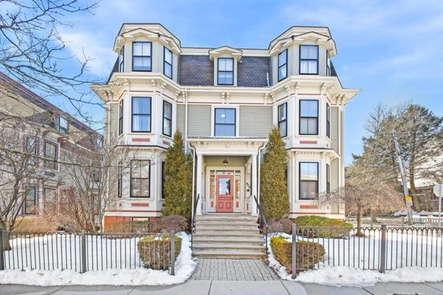 400 Broadway #8, Somerville, MA 02145 (MLS #72465073) :: Driggin Realty Group