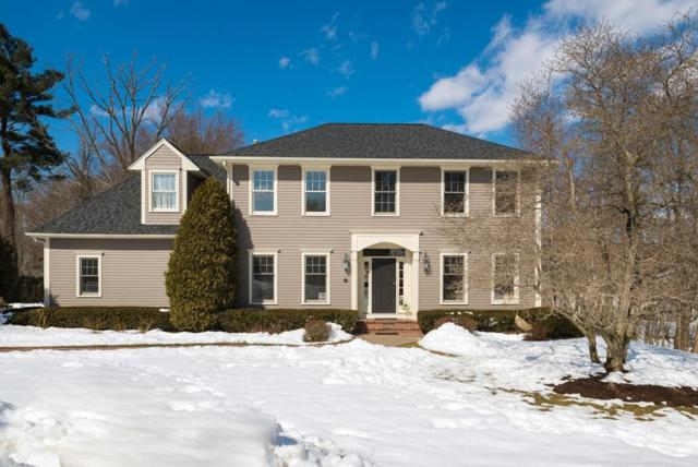 40 Chapelgate Road, Canton, MA 02021 (MLS #72465111) :: Primary National Residential Brokerage