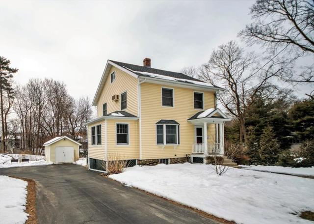 28 Wilson St, Norwood, MA 02062 (MLS #72465206) :: Trust Realty One