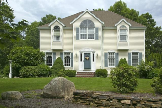 12 Carriage House Lane, Mansfield, MA 02048 (MLS #72465296) :: Vanguard Realty