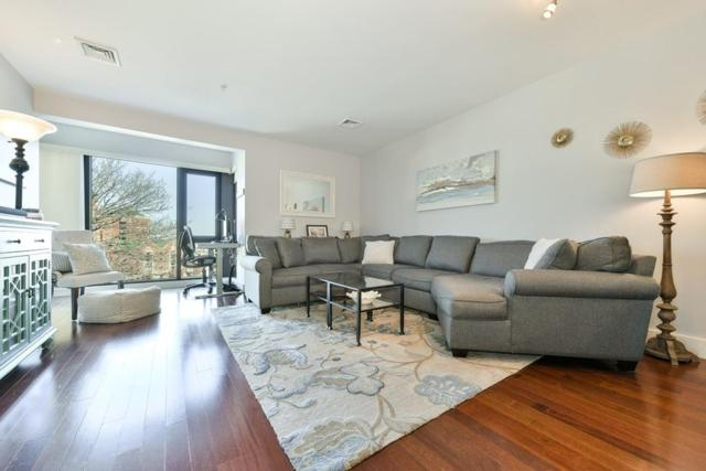 533 Cambridge St #405, Boston, MA 02134 (MLS #72465531) :: Lauren Holleran & Team