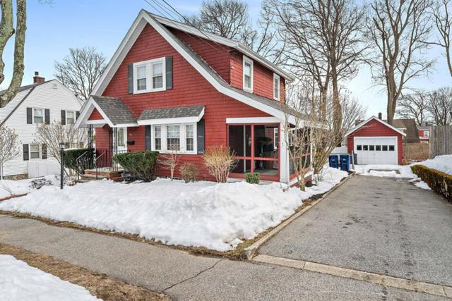 33 Ardmore St, Braintree, MA 02184 (MLS #72465545) :: Driggin Realty Group