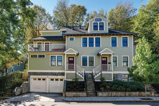 148 Mason Ter #1, Brookline, MA 02446 (MLS #72465766) :: Westcott Properties
